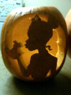 Princess and the Frog - Halloween 2011