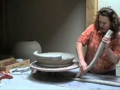 Fabulous  video diary of ceramic artist Kate Malone