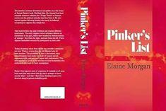 Pinker's List by Elaine Morgan Illustrated Eildon press 2005