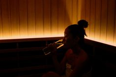 EXPERIENCE THE HOTTEST TREND OF INFRARED SAUNAS :: AT SWEAT BY SKINTUITION