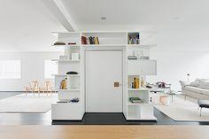 apartamento em higienópolis, são paulo | projeto: felipe hess