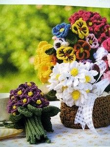 Flower-Bouquet-for-Pot-Handles-