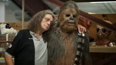 Peter 'Chewbacca' Mayhew Celebrates Filming Episode 8 By Posting Original 'Star Wars' Script Star Wars Set, Star Wars Film, Peter Mayhew, Episode Vii, Daily Star, Iconic Characters, Chewbacca, Star Wars Episodes, Latest Movies