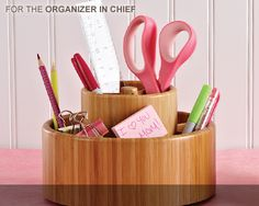 Turn Around Tool For the Organizer in Chief www.pamperedchef.biz/paulapcooks4u