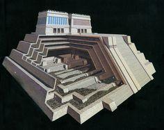 Templo Mayor, Tenochtitlan