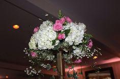 Centerpieces by Blooms by Melanie in Stroudsberg PA @bloombymelanie
