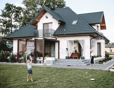 Home Fashion, House Plans, Sweet Home, New Homes, Exterior, Interior Design, Architecture, House Styles, Winchester