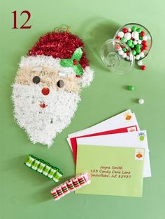 How To get A Letter from Santa - Postmarked the North Pole