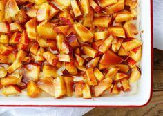 Peach Pretzel Dessert   eBay