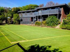 Renovated Tennis Court: Haven at Rye in Rye Bayside Beaches