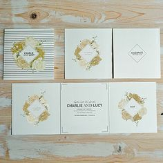 always wedding invitation suite by charlie loves lucy | notonthehighstreet.com