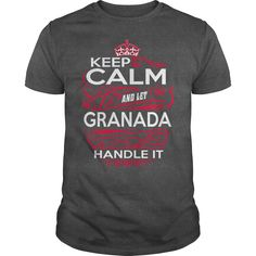 Keep Calm And Let GRANADA Handle It - GRANADA Tee Shirt, GRANADA shirt, GRANADA Hoodie, GRANADA Family, GRANADA Tee, GRANADA Name, GRANADA kid, GRANADA Sweatshirt, GRANADA lifestyle, GRANADA names #gift #ideas #Popular #Everything #Videos #Shop #Animals #pets #Architecture #Art #Cars #motorcycles #Celebrities #DIY #crafts #Design #Education #Entertainment #Food #drink #Gardening #Geek #Hair #beauty #Health #fitness #History #Holidays #events #Home decor #Humor #Illustrations #posters #Kids…