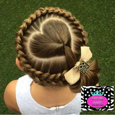 childrens hairstyles for school kids hairstyles for girls kid hairstyles girl easy little girl hairstyles kids hairstyles braids easy hairstyles for school step by step quick hairstyles for school easy hairstyles for girls Valentine's Day Hairstyles, Quick Hairstyles For School, Super Easy Hairstyles, Cute Hairstyles For Kids, Step By Step Hairstyles, Trendy Hairstyles, Hairstyle Ideas, Medium Hairstyles, Toddler Hairstyles