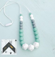 A personal favorite from my Etsy shop https://www.etsy.com/ca/listing/218044239/diy-or-made-teething-necklace-supply