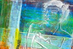 Träume                         Titel:            Träume                            Künstler:            ED09                            Vermietung:            ja                            Technik:            Malerei                            Inhalt:            Mensch                            Größe:            A2                            Beschreibung:            Acryl und Kreide auf Papier                            Preis:            Verkauft