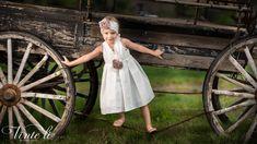 Φόρεμα βάπτισης Vinte Li 2920 μαζί με κορδέλα για τα μαλλιά, annassecret, Girls Dresses, Flower Girl Dresses, Spring Summer, Wedding Dresses, Fashion, Dresses Of Girls, Bride Dresses, Moda, Bridal Gowns