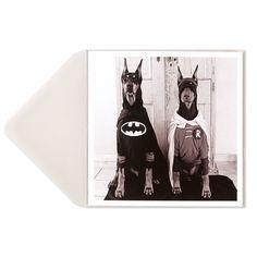 The Bark Night Blank Card