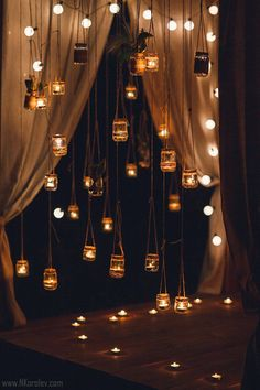 Have ppl put in their prayers or suggestions on the lid and then light the candle inside. Desi Wedding Decor, Indian Wedding Decorations, Diy Wedding, Diwali Decorations, Housewarming Decorations, Stage Decorations, Cute Room Decor, Home Room Design, Fairy Lights