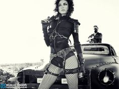 Mad Max Apocalypse Photoshoot  http://fstoppers.com/mad-max-apocalypse-photoshoot
