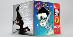 Review of Grimes' Art Angels on NYLON