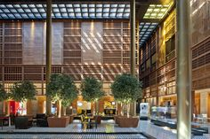 Galeria de Mercado Central Abu Dhabi / Foster + Partners - 4