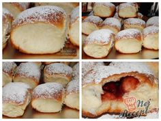Grandma's booklets (from an ancient cookbook) Turkish Breakfast, Sweet Pastries, Cakes And More, No Bake Desserts, Baked Goods, Cookie Recipes, Sweet Tooth, Bakery, Nutella