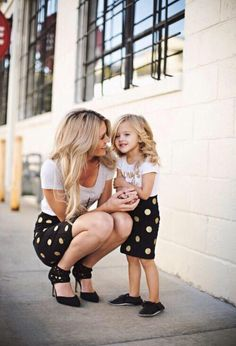 My future daughter and I are totally going to match!