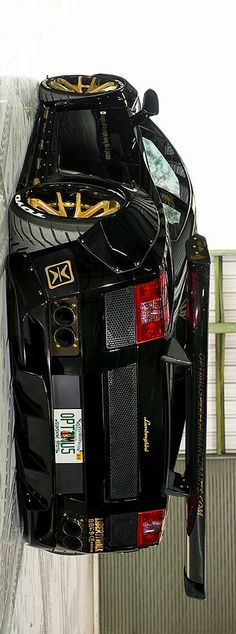 (°!°) Lamborghini Gallardo Liberty Walk