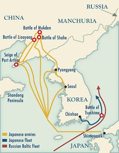 Russo-Japanese War - Google Search