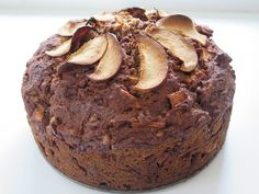 Le Foulopomme et son glaçageski! Glaze For Cake, Unsweetened Applesauce, New Cooking, Dried Cranberries, Galette, Healthy Sweets, Quick Bread, Apple Recipes, Yummy Cakes