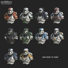 Star Wars Characters Pictures, Star Wars Pictures, Star Wars Images, Star Wars Rpg, Star Wars Clone Wars, Lego Star Wars, Star Wars Commando, Republic Commando, Star Wars Facts