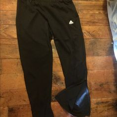 Adidas Athletic Pant with zipper ankles Athletic pant Adidas Pants Track Pants & Joggers