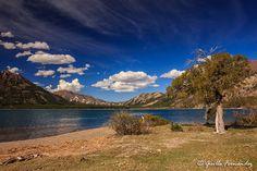 Lago Filo Hua Hum - Neuquén - Patagonia Argentina.