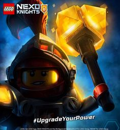 Lego has announced a new property called Nexo Knights