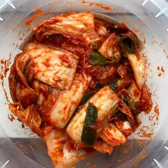 I asked my mom how to make kimchi; this is her traditional Korean kimchi recipe. The best kimchi recipe uses napa cabbage and good gochugaru from Korea. The Best Kimchi Recipe, Spicy Kimchi Recipe, Korean Food Kimchi, South Korean Food, Kimchi Food, Asian Recipes, Healthy Recipes, Protein Recipes, Keto Recipes