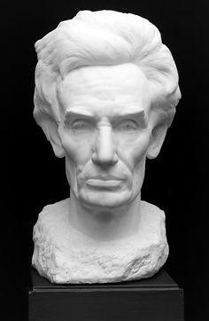 George Grey Barnard (American, 1863–1938). Abraham Lincoln, ca. 1911–17; executed, ca. 1919. The Metropolitan Museum of Art, New York. Morris K. Jesup Fund, 1929 (29.161)