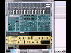 Reason: Matrix Track Building (Part Reason Music, Digital Audio Workstation, Home Studio, Electronic Music, Software Development, Track, Tutorials, Building, House Studio