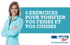 Tonifier vos fesses en 5 minutes! Minute, Nautilus, Voici, Volleyball, Gym, Physical Exercise, Shape, Volleyball Sayings, Gym Room