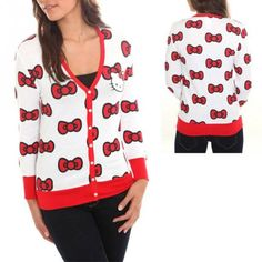 Lacinhos da Hello Kitty - linda blusa