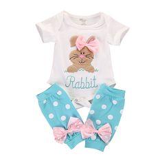 4.82$  Buy now - http://alivbm.shopchina.info/go.php?t=32761421609 - Bodysuits Leg Warmer Headband Baby Girl Clothing Outfit Set 3pcs Newborn Infant Kids Baby Girls Clothes 4.82$ #SHOPPING