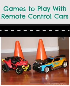 Remote Control Car Games That Kids Will Love - Introducing Hot Wheels newest, fully remote controlled cars.