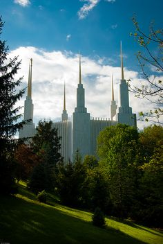 I will make it here some day. Washington DC Temple