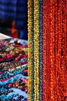 Otavalo  market - Ecuador