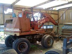 Mining Equipment, Heavy Equipment, Hydraulic Excavator, 4x4 Trucks, Monster Trucks, Construction, Vehicles, Abandoned, Awesome