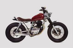 only 2 wheels: Suzuki Intruder 125