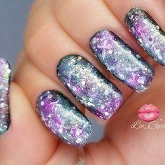 Galaxynails  #galaxynails #nailart #springmakeup #nails2inspire #nailsoftheday #nailsfashion #fashionnails #makeup #makeupartist #instanails #instamakeup #neonmakeup #neonnails #pinklips #pinknails #nails #nailporn #nailpolish #naillacquer #girlynailsdeluxe #wakeupandmakeup #makeupaddict #makeup_artist_worldwide_ #undiscovered_muas #glitternails #glitteraddict #makeupoftheday #makeupporn #nagellack #lipart