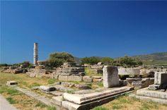 The Temple of Hera (Heraion), Samos