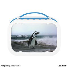 Penguin Lunch Box