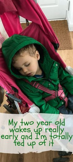 Real parenting confessions: My two year old wakes up really early and I'm totally fed up of it. I'm tired, really tired and I just want to sleep in past one day. Parenting Teens, Kids And Parenting, Parenting Hacks, Parenting Plan, Parenting Classes, Fed Up, Toddler Sleep, Raising Boys, Two Year Olds