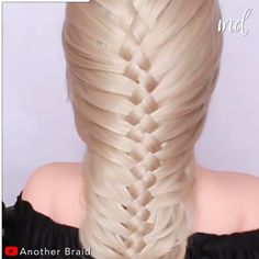 Bun Hairstyles For Long Hair, Braids For Long Hair, Girl Hairstyles, Braided Hairstyles, Front Hair Styles, Chinchilla, Hair Videos, Hair Designs, Hair Hacks